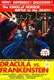 Dracula vs. Frankenstein (1971) Poster - Movie Forum, Cast, Reviews