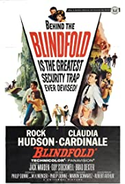 Blindfold (1965) Poster - Movie Forum, Cast, Reviews