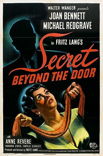 Secret beyond the door 1947 - Porta poster amazon ...