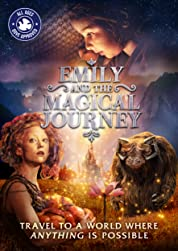 Emily and the Magical Journey (2021) poster