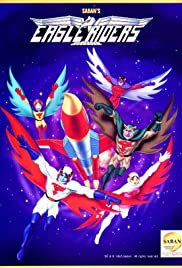 Eagle Riders Poster