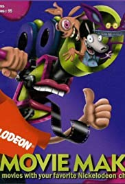 Nickelodeon 3D Movie Maker Poster