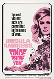 Once Before I Die(1966) Poster - Movie Forum, Cast, Reviews