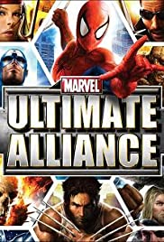 Marvel: Ultimate Alliance Poster