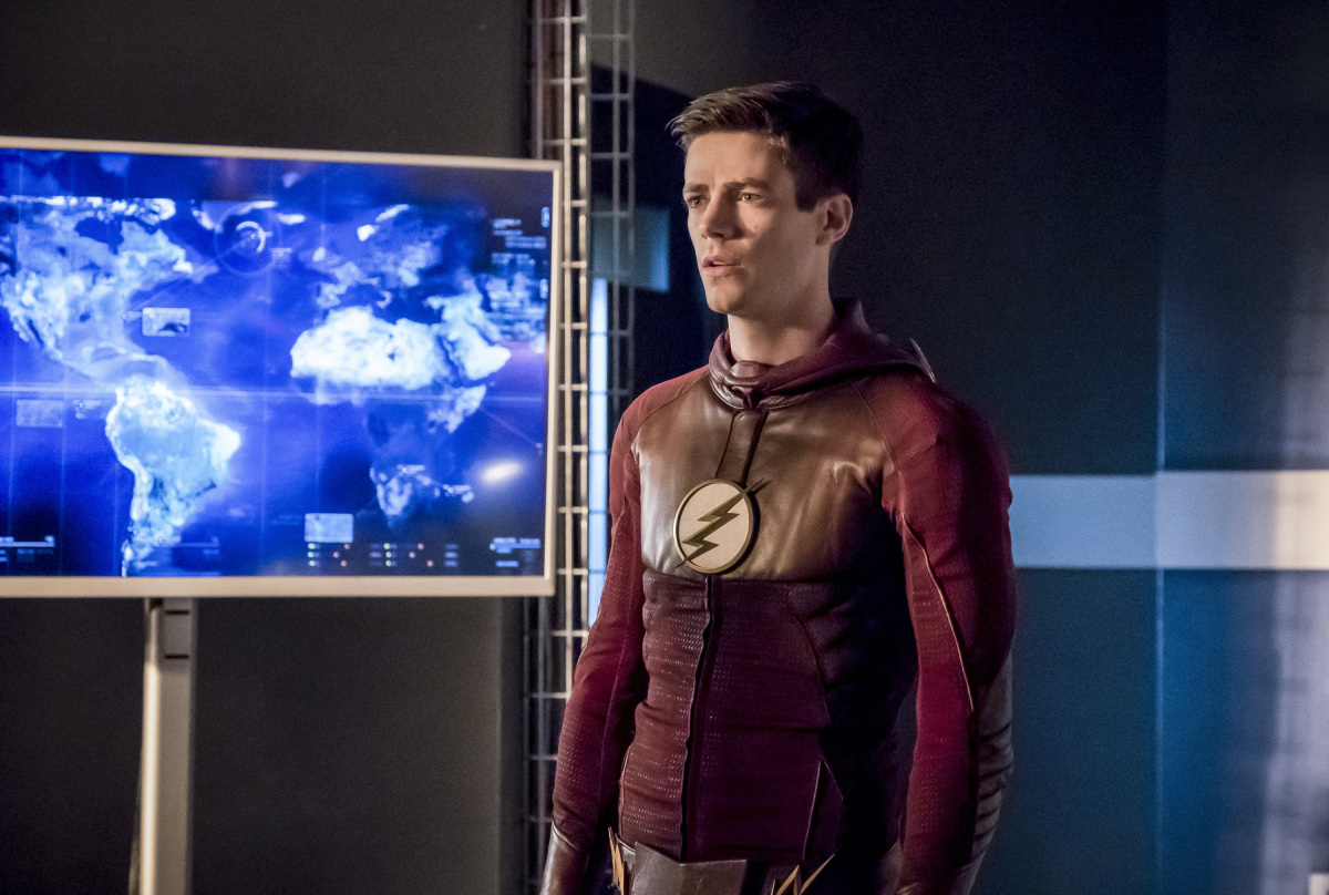 The Flash S04E04 – Elongated Journey Into Night, serial online subtitrat în Română