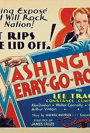 Washington Merry-Go-Round Poster