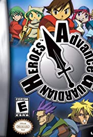 Advance Guardian Heroes Poster