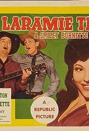 The Laramie Trail Poster