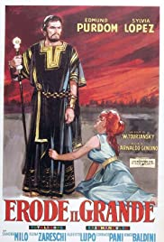 Herod the Great(1959) Poster - Movie Forum, Cast, Reviews