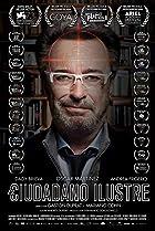 El ciudadano ilustre Poster