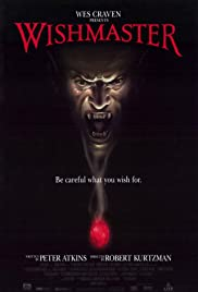Wishmaster (1997) Poster - Movie Forum, Cast, Reviews