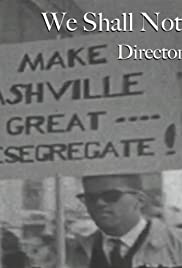 We Shall Not Be Moved: The Nashville Sit-Ins Poster