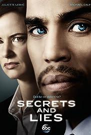 Secrets and Lies Poster - TV Show Forum, Cast, Reviews
