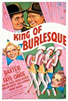 King of Burlesque (1936) Poster