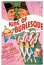 King of Burlesque Poster