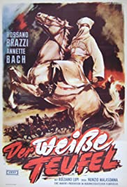 The White Devil Poster