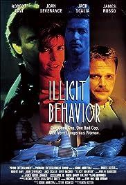 Illicit Behavior(1992) Poster - Movie Forum, Cast, Reviews