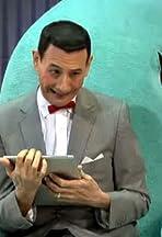 Pee-Wee Gets an iPad!