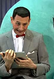 Pee-Wee Gets an iPad! Poster