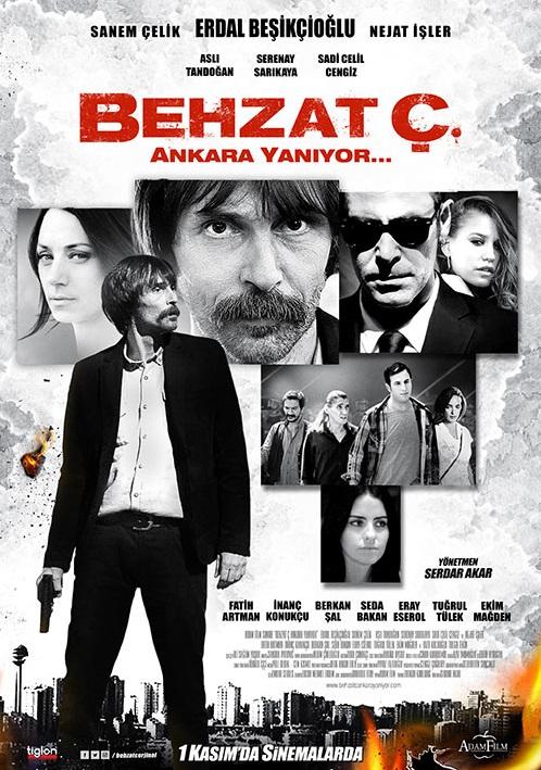 Behzat Ç. Ankara Yanıyor film izle