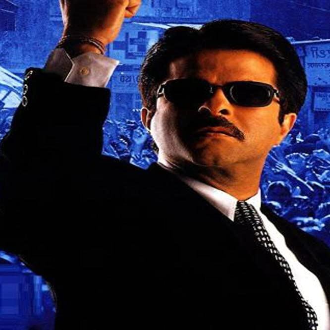 Anil Kapoor in Nayak: The Real Hero (2001)