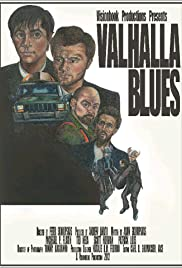 Valhalla Blues Poster