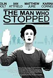 The Man Who Stopped Poster