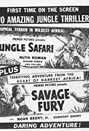 Savage Fury Poster