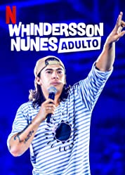 Whindersson Nunes: Adult (2019) poster