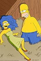 Image of The Simpsons: Natural Born Kissers