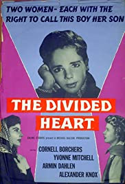 The Divided Heart (1954) Poster - Movie Forum, Cast, Reviews
