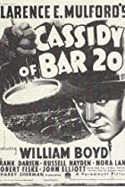 Image of Cassidy of Bar 20