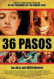 36 pasos Poster