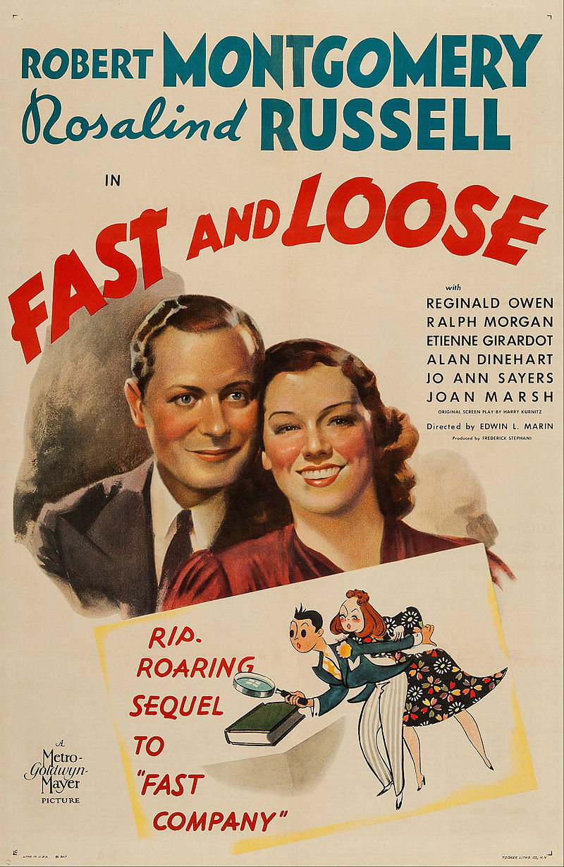 image Fast and Loose Watch Full Movie Free Online