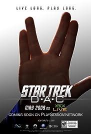 Star Trek: D·A·C Poster
