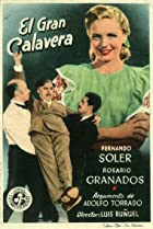 The Great Madcap (1949) Poster