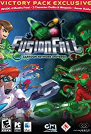 FusionFall Poster