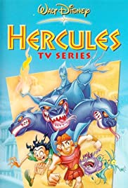 Hercules and the Big Kiss Poster