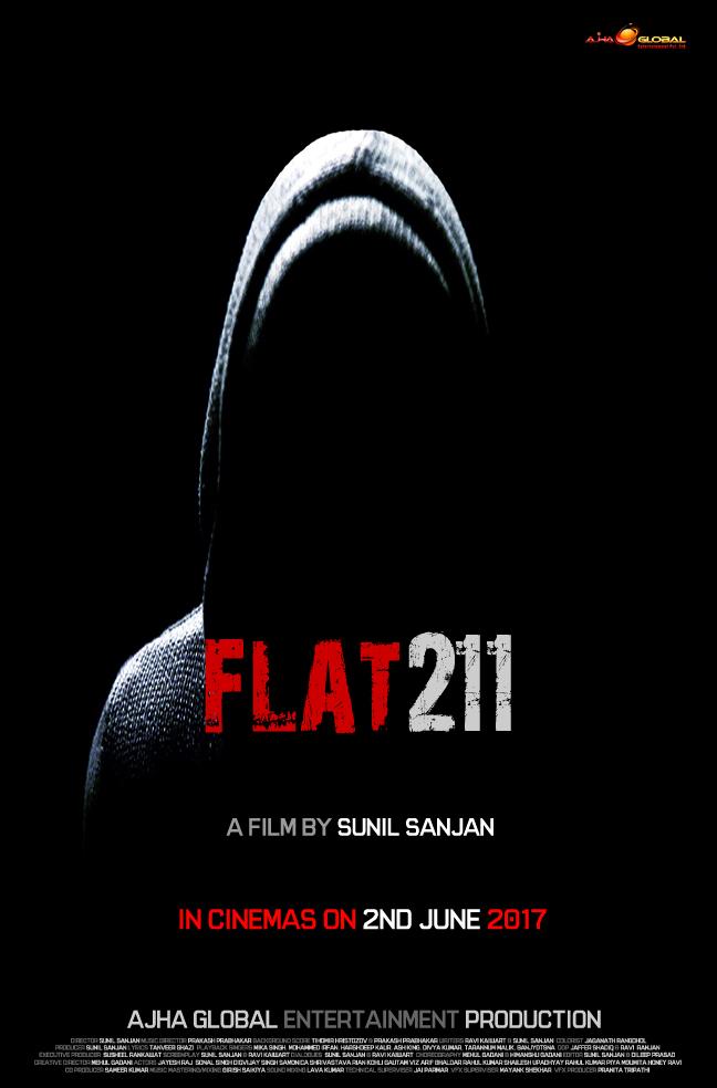 Flat 211 Movie Poster