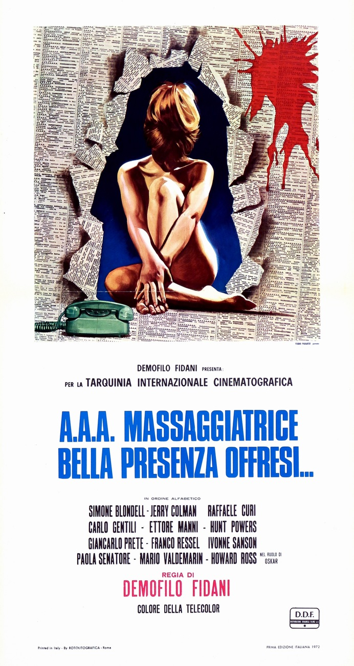 Image A.A.A. Massaggiatrice bella presenza offresi… Watch Full Movie Free Online