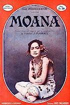Moana (1926) Poster
