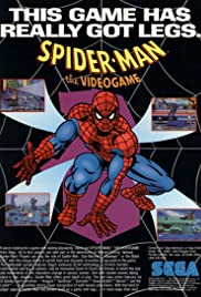 Spider-Man: The Video Game Poster