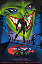 Batman Beyond Return of the Joker(2017)