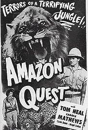 Amazon Quest Poster
