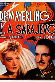De Mayerling à Sarajevo (1940) Poster - Movie Forum, Cast, Reviews