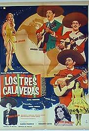 Los tres calaveras Poster