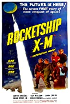 Primary image for Rocketship X-M