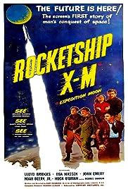 Rocketship X-M Poster