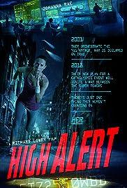 High Alert Poster