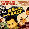 Abner Biberman, Nancy Kelly, Richard Loo, and Lee Tracy in Betrayal from the East (1945)